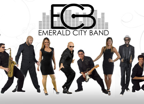 corporate event band – special event band - best event band – Emerald City Band