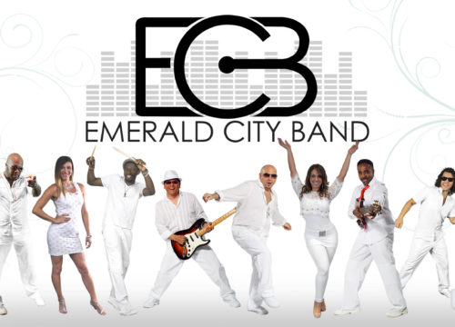 Best Live Party Cover Band for Weddings & Events - Emerald City Band