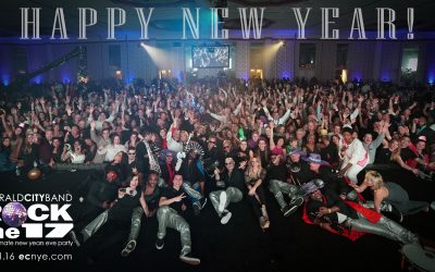 7th Annual Rock the 17 New Year's Party Huge Success