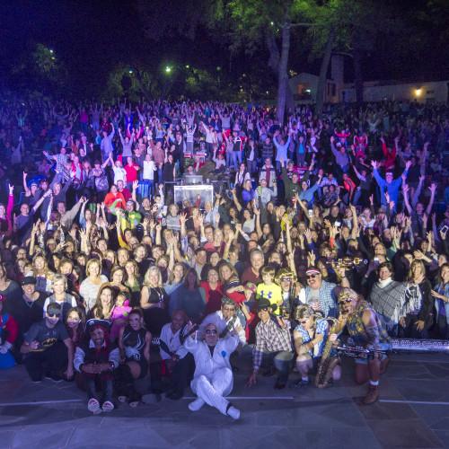 Best Live Band Dallas Arboretum