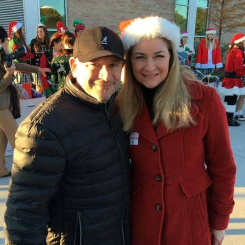 Deno with Heather Hays of Fox 4