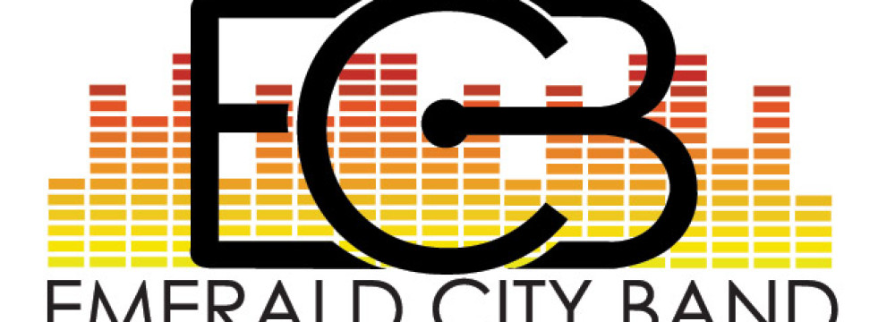 Emerald City Band Logo - Best Live Party Band