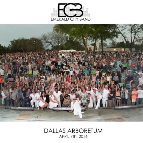 Best Event Band Dallas Arboretum