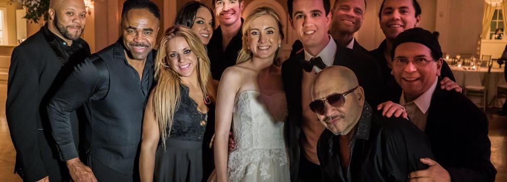 Best Wedding Band Houston