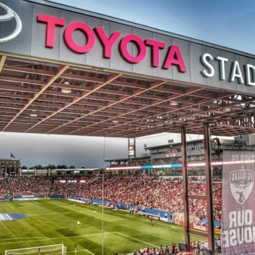 Best Event Band - Frisco Toyota Stadium