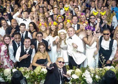 Emerald City Band wedding