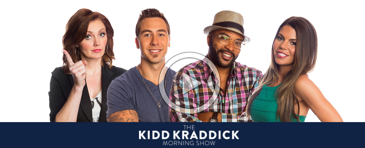 Emerald City gets a Shout Out on The Kidd Kraddick Morning Show