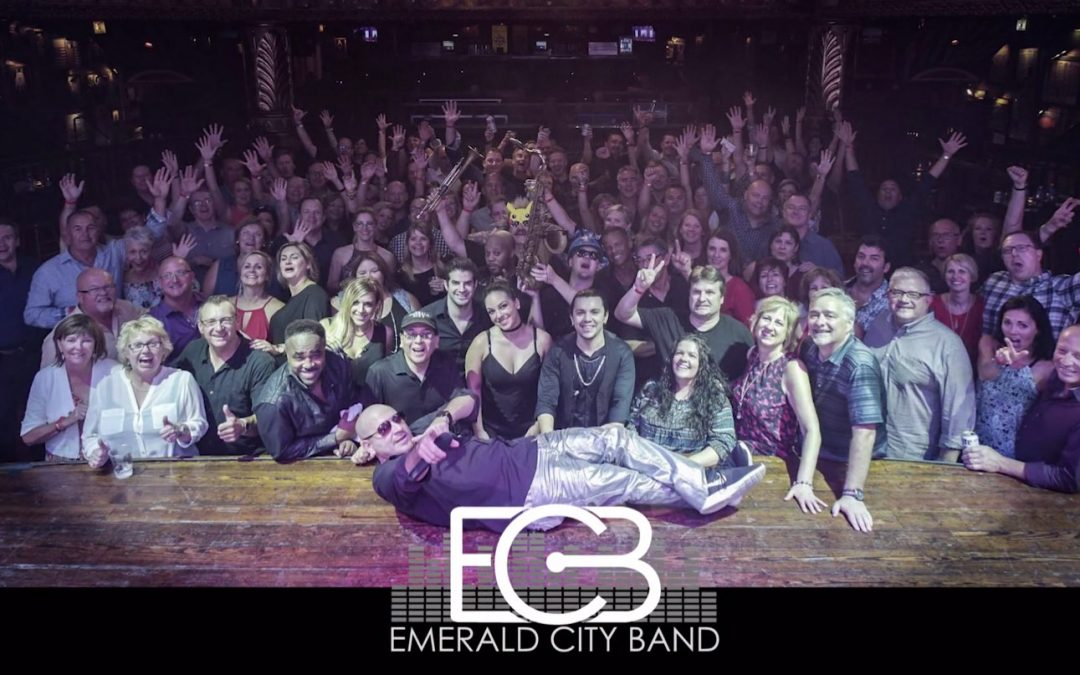 Emerald City Band. Chicago. House of Blues. Brandt. Priceless.