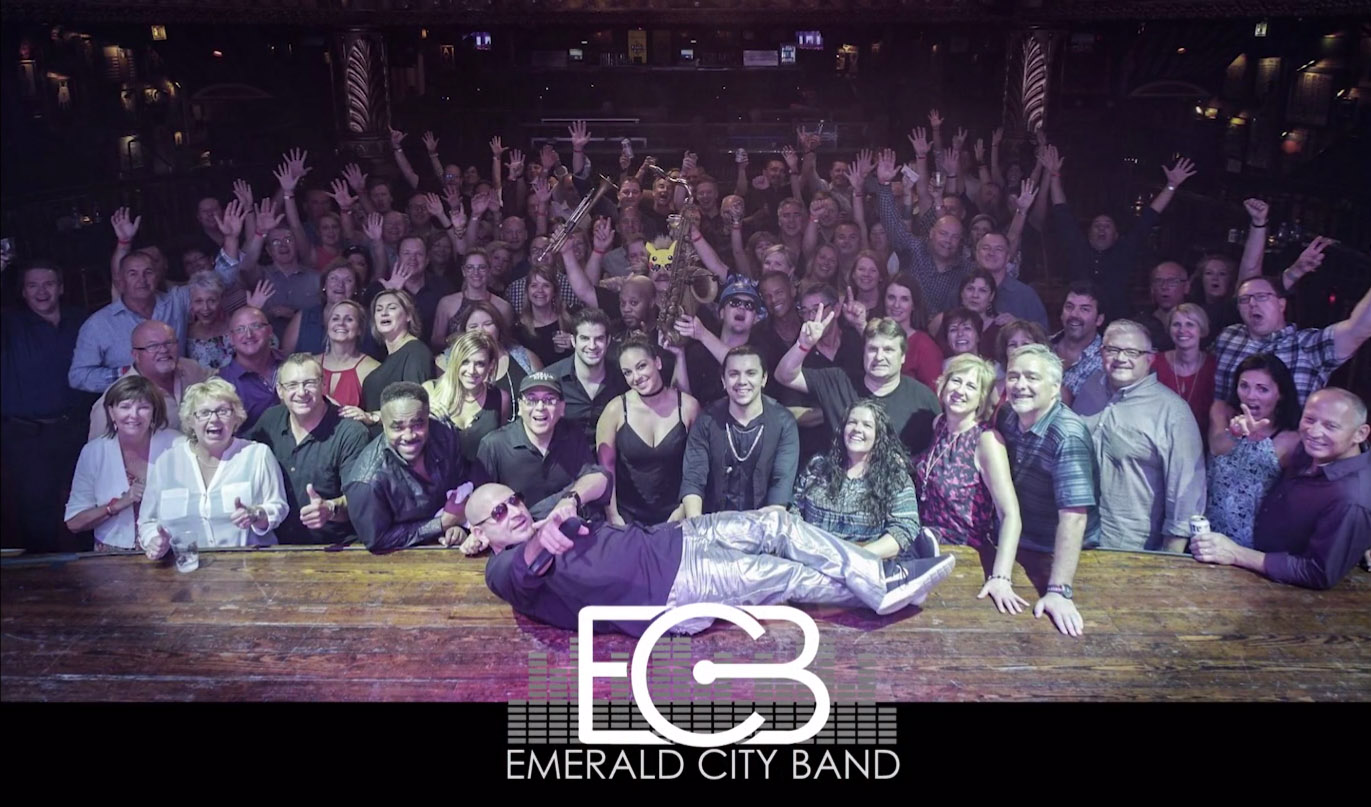 Emerald city band chicago house of blues brandt priceless for Chicago house music songs