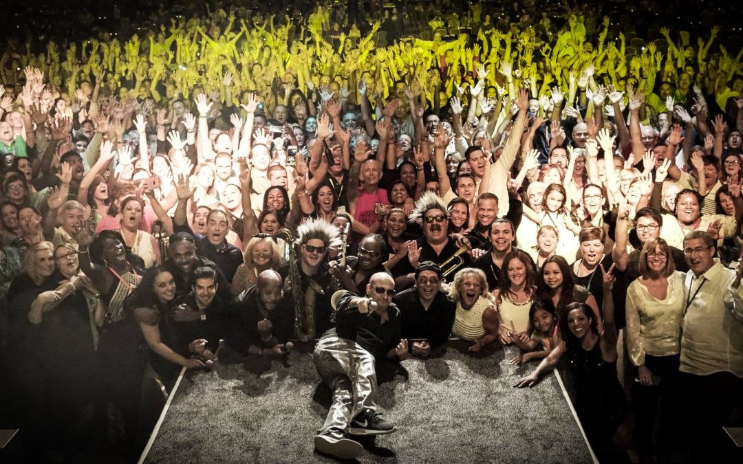 Huge party in Orlando, Florida with H&R Block