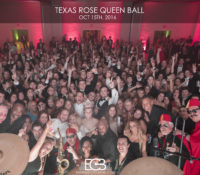 Texas Rose Queen's Ball