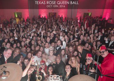 Texas Rose Queen's Ball