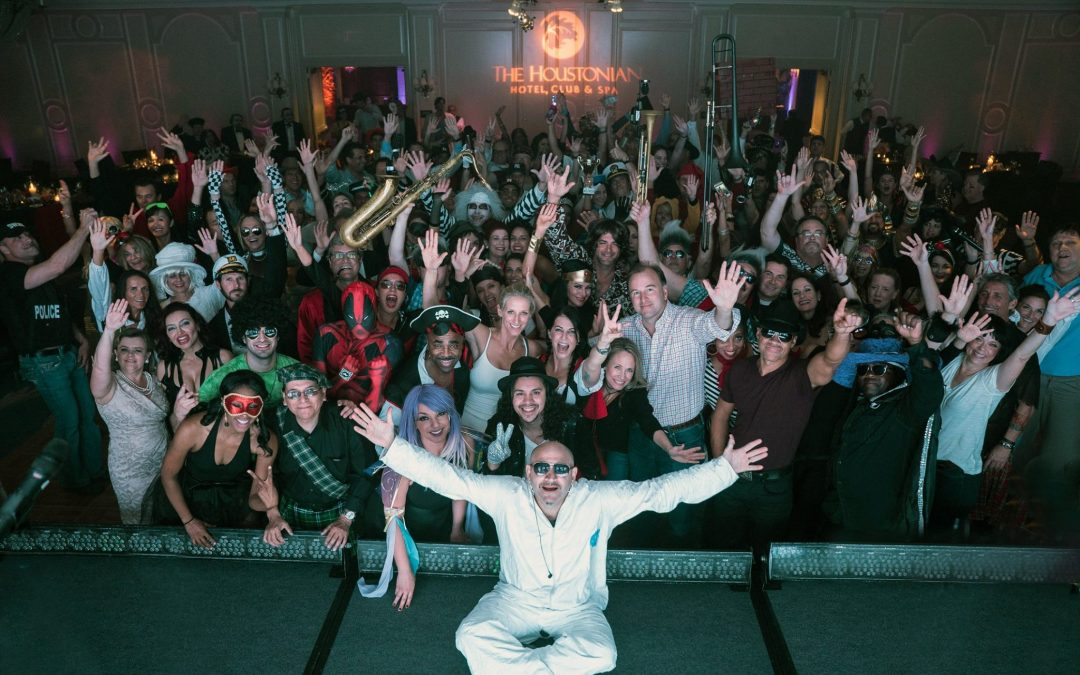 Houston's Houstonian Hotel Halloween Party