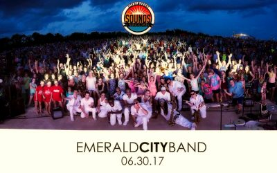 Emerald City Plays Sounds at Sundown in Murphy Five Years Running