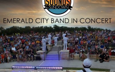 City of Murphy's Sounds at Sundown Concert Series with Emerald City Band