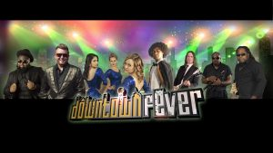 Dallas live party cover band for weddings and events - Downtown Fever Band