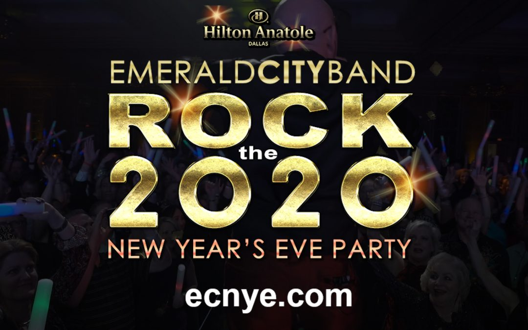 "Emerald City's ""Rock the 2020"" NYE Party"