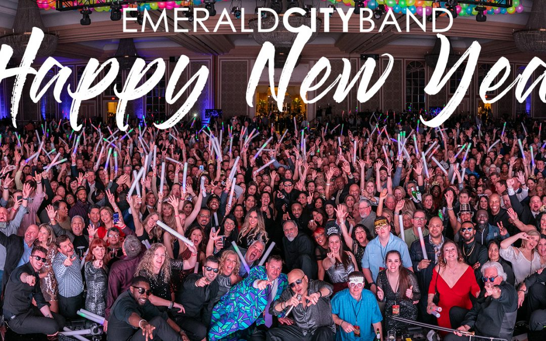 Happy 2020 from Emerald City Band